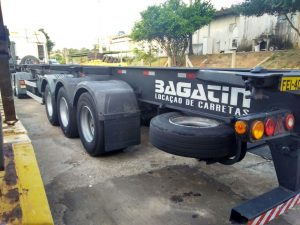 buggy porta container